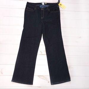 NWT Lane Bryant 2P(18) dark wash boot cut jeans